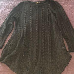 Once worn, no wear long sweater